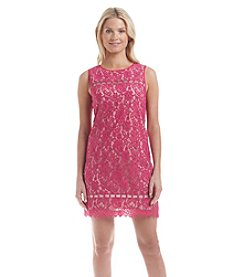 Adrianna Papell® Lace Shift Dress