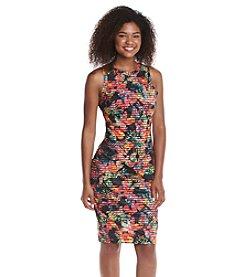 GUESS Textured Knit Dress