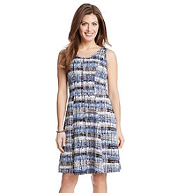 Karen Kane® Fit And Flare Dress