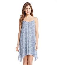 Karen Kane® Floral Trapeze Dress