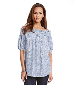 Karen Kane® Off The Shoulder Top