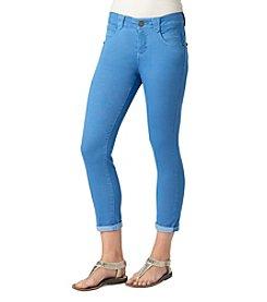 Democracy Skimmer Crops Jeans