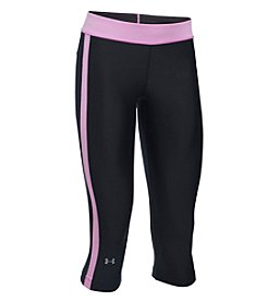 Under Armour® Color Blocked Sport Capri