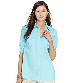 Lauren Jeans Co.® Poplin Shirt