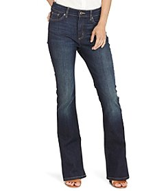 Lauren Jeans Co.® Premier Flared Jeans