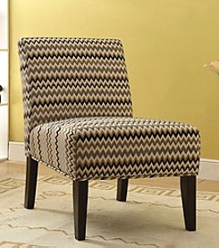 Acme Aberly Geometric Accent Chair