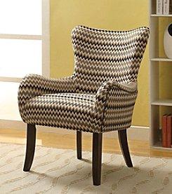 Acme Gabir Geometric Accent Chair