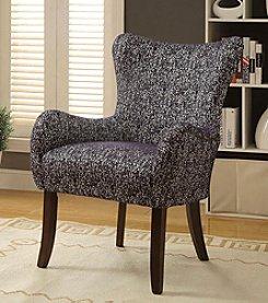 Acme Gabir Heathered Accent Chair