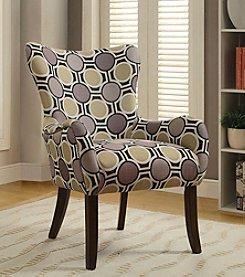 Acme Gabir Circle Accent Chair