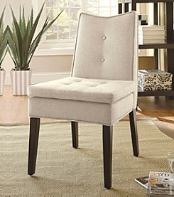 Acme Galen Set of 2 Accent Chairs