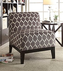Acme Hinte Treillis Accent Chair