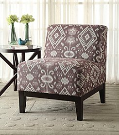 Acme Hinte Patterned Accent Chair