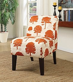 Acme Ollano Tree Accent Chair