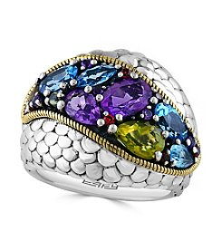 Effy® 925 Collection Multi Gem Ring In Sterling Silver