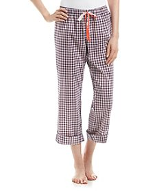 Tommy Hilfiger® Woven Adjustable Cuff Pajama Pants