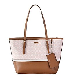 Nine West® Printed Ava Tote