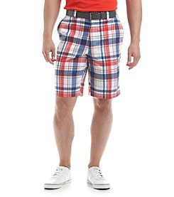 PGA TOUR® Men's American Madras Shorts