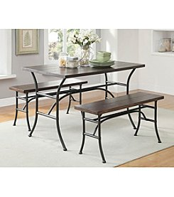 Acme Domingo 3-pc. Dining Set