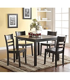 Acme Veles 5-pc. Dining Set