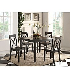 Acme Zlipury 5-pc. Dining Set