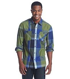 Levi's® Men's Aim Plaid Two-Pocket Button Down Shirt