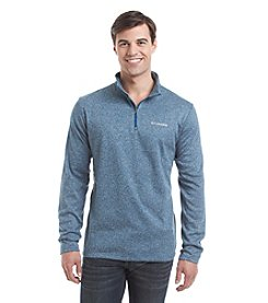 Columbia Men's Tenino Woods™ 1/4 Zip Long Sleeve Fleece Pullover