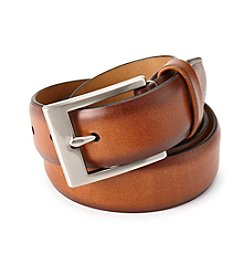 John Bartlett Statements Men's Feather Edge Belt