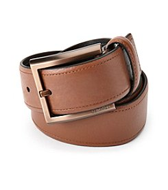 Calvin Klein Men's Edge Strap Belt