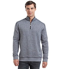 Paradise Collection® Men's Long Sleeve Twist 1/4 Zip Pullover
