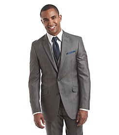 Billy London® Men's Textured Suit Seperates Jacket