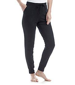 Relativity® Terry Jogger Pajama Pants