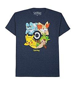 Pokemon® Boys' 8-20 Short Sleeve Pokemon Tee