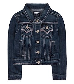 Levi's® Girls' 2T-6X Tanya Denim Jacket