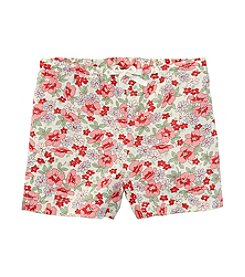 Polo Ralph Lauren® Girls' 7-16 Floral Shorts