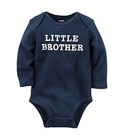 Carter's® Baby Boys Little Brother Bodysuit