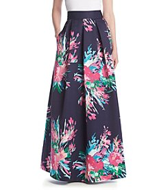 Eliza J® Floral Ball Gown Skirt