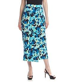 Kasper® Floral Explosion Skirt