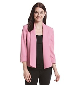 Kasper® Fly Away Cardigan Blazer