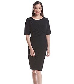 Ronni Nicole® Side Ruched Sheath Dress