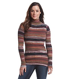 Ruff Hewn Turtleneck Space Dyed Sweater