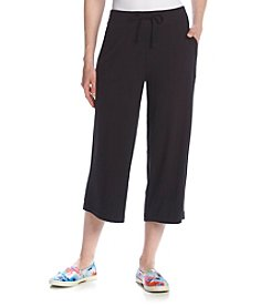 Marc New York Performance Crop Culotte Pants