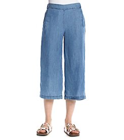 Marc New York Performance Denim Culotte Pants
