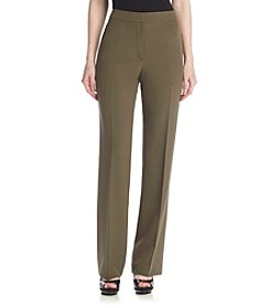 Kasper® Stretch Crepe Pants
