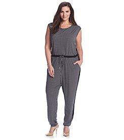 MICHAEL Michael Kors® Plus Size Harget Jumpsuit