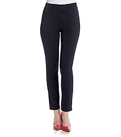 Relativity® Stretch Pull-On Jeggings
