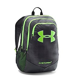 Under Armour® Scrimmage Graphite Backpack