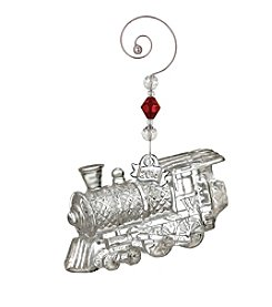 Waterford® Train Engine Ornament