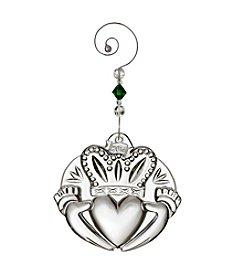 Waterford® Claddagh Ornament