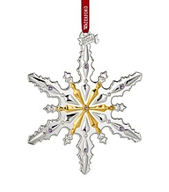 Waterford® 2016 Annual Ornament