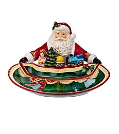 Waterford® Santa & Toys Cookie Tray